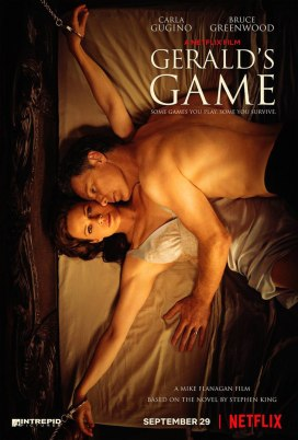 geralds game poster